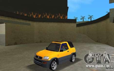 Toyota RAV4 L 1994 pour GTA Vice City