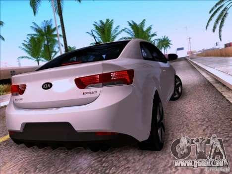 Kia Forte Koup SX für GTA San Andreas Seitenansicht