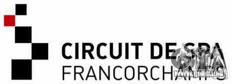 SPA Francorchamps [Beta] für GTA 4
