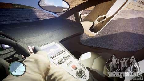 Lamborghini Aventador LP 700-4 für GTA 4 obere Ansicht