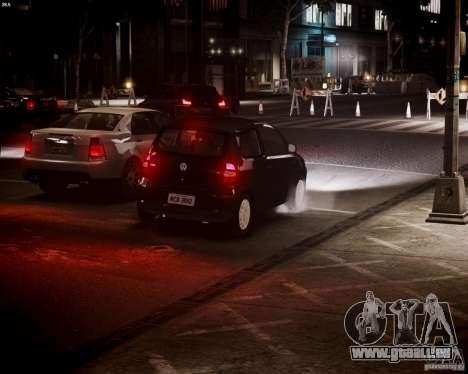 Volkswagen Fox 2011 für GTA 4-Motor