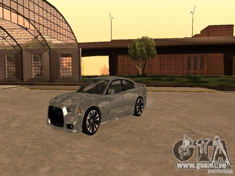 Dodge Charger SRT8 2011 V1.0 pour GTA San Andreas