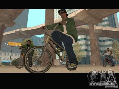 Family Skins Pack pour GTA San Andreas deuxième écran