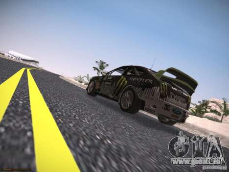 LiberrtySun Graphics ENB v3.0 pour GTA San Andreas sixième écran