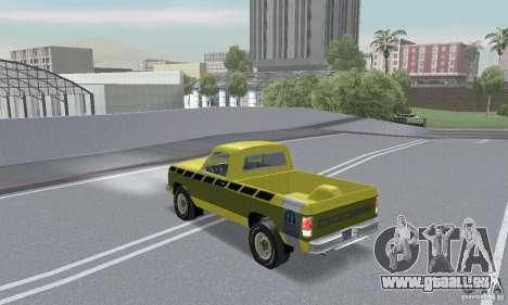 Dodge Prospector 1984 für GTA San Andreas Seitenansicht