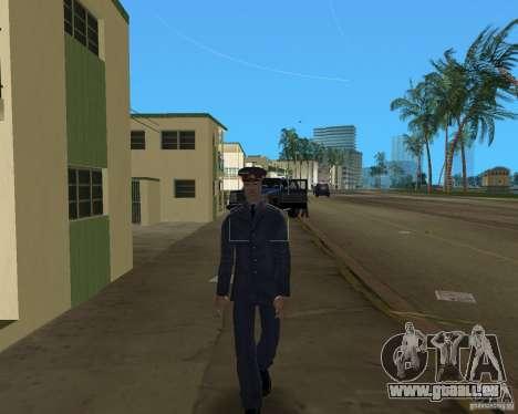 Russischer Polizist für GTA Vice City