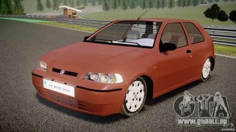 Fiat Palio 1.6 für GTA 4