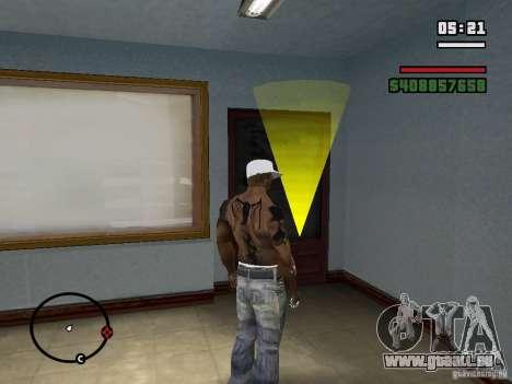 Neue Tattoos für GTA San Andreas fünften Screenshot