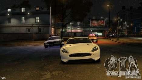 Aston Martin Virage 2012 v1.0 pour GTA 4