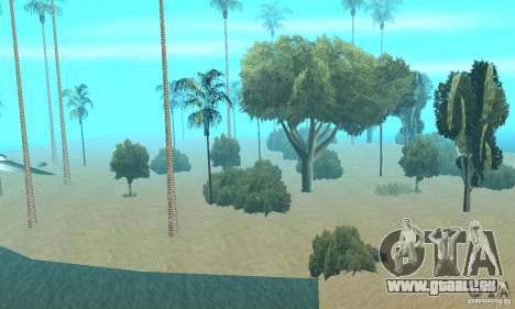 Lost Island pour GTA San Andreas