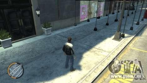 CG4 Radar Map für GTA 4 dritte Screenshot