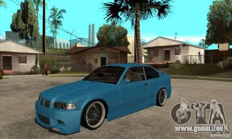 BMW M3 HAMMAN pour GTA San Andreas