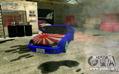 Honda Prelude für GTA San Andreas