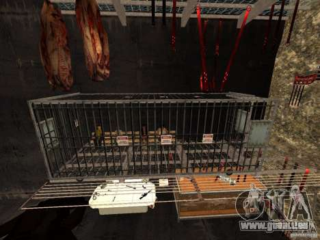 Kapu Pohaku Island v1.2 pour GTA San Andreas cinquième écran