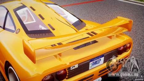 Mc Laren F1 LM v1.0 pour GTA 4 Salon
