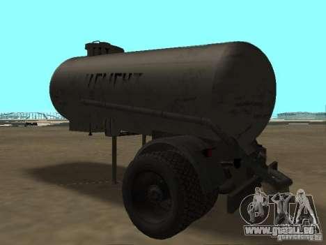 TTC 26 pour GTA San Andreas laissé vue