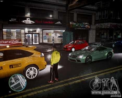 Foot Locker Shop v0.1 für GTA 4 weiter Screenshot