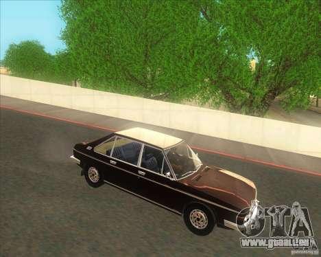 Tatra 613-2 pour GTA San Andreas laissé vue