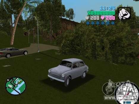 ZAZ 965 für GTA Vice City