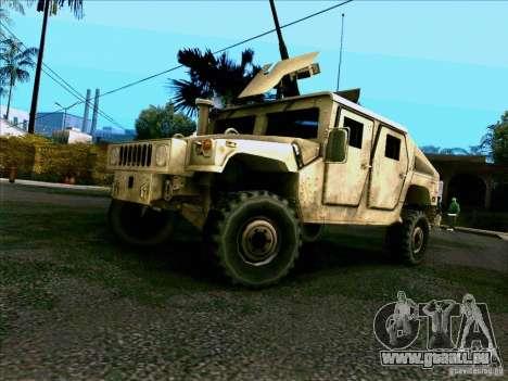 Hummer H1 Irak für GTA San Andreas