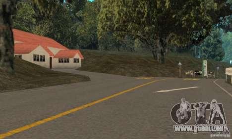 Welcome to AKINA Beta3 pour GTA San Andreas cinquième écran