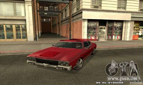Sabre Drift pour GTA San Andreas
