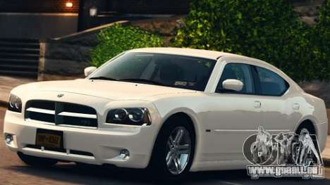 Dodge Charger RT 2007 v.2.0 pour GTA 4