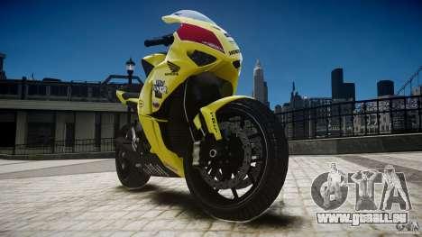 Honda CBR1000RR pour GTA 4