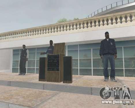 Madd Doggs party für GTA San Andreas zweiten Screenshot