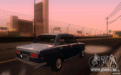 Datsun 510 4doors pour GTA San Andreas vue de droite