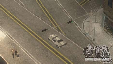Qualität-Straße in die LS für GTA San Andreas zweiten Screenshot