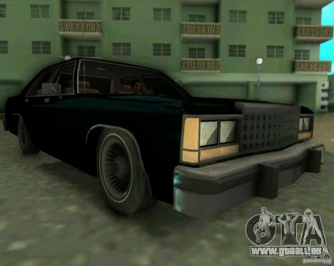 Ford Crown Victora LTD 1985 für GTA Vice City linke Ansicht