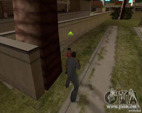 Reality peds settings 2.0 pour GTA San Andreas