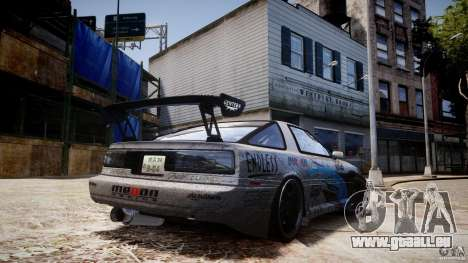 FrostENGINE ENB pour GTA 4 quatrième écran