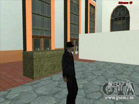GuF pour GTA San Andreas troisième écran