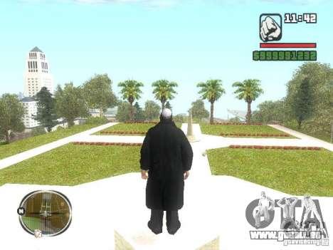Jude für GTA San Andreas zweiten Screenshot