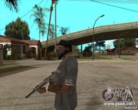 Atchisson assault shotgun (AA-12) für GTA San Andreas zweiten Screenshot