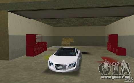 Audi RSQ concept pour GTA Vice City vue arrière