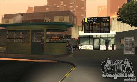 BUSmod pour GTA San Andreas sixième écran