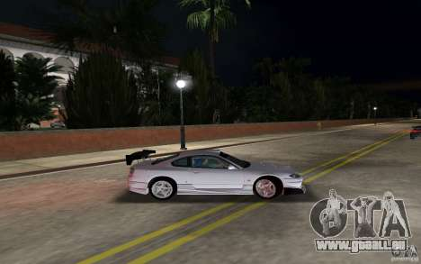 Nissan Silvia spec R Tuned für GTA Vice City linke Ansicht
