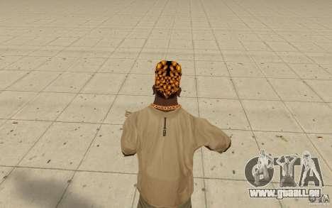 Bandana Nachkommen für GTA San Andreas dritten Screenshot