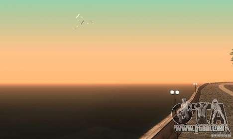 Ultra Real Graphic HD V1.0 pour GTA San Andreas neuvième écran