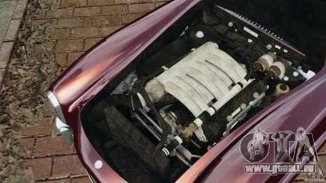 Mercedes-Benz 300 SL Roadster v1.0 pour GTA 4 est un côté