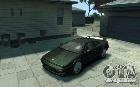 Lotus Esprit V8 pour GTA 4