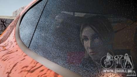 Porsche Panamera Turbo 2010 Black Edition pour GTA 4 est un droit