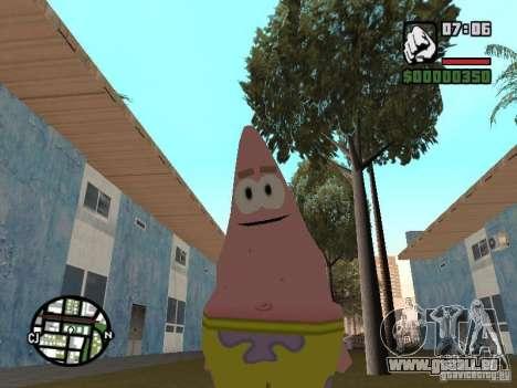 Patrick für GTA San Andreas fünften Screenshot