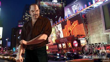 Real New York Loading Screens pour GTA 4