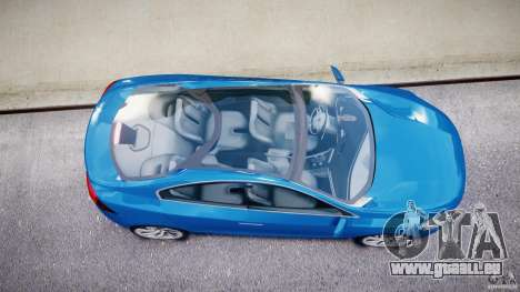 Volvo S60 Concept für GTA 4 obere Ansicht