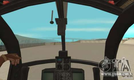 AH für GTA San Andreas Rückansicht