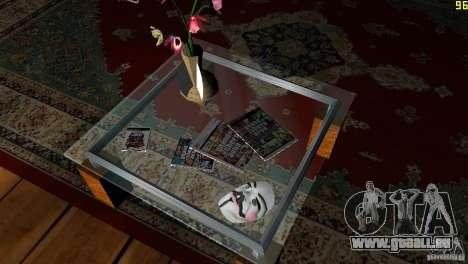 Hôtel Retekstur pour GTA Vice City huitième écran